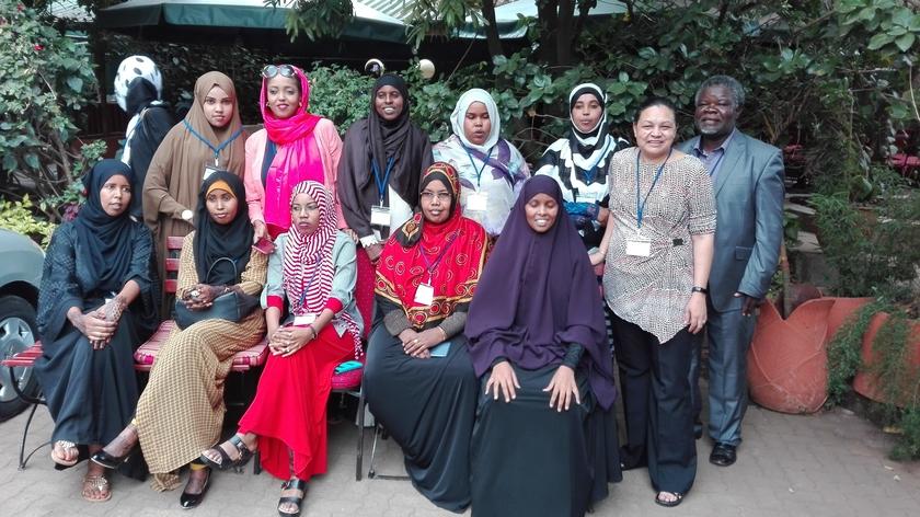 Somali Women in News