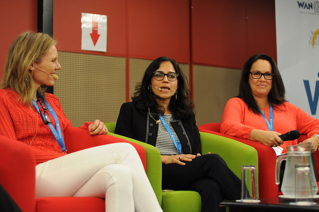 The first Women In News Summit takes place in Durban