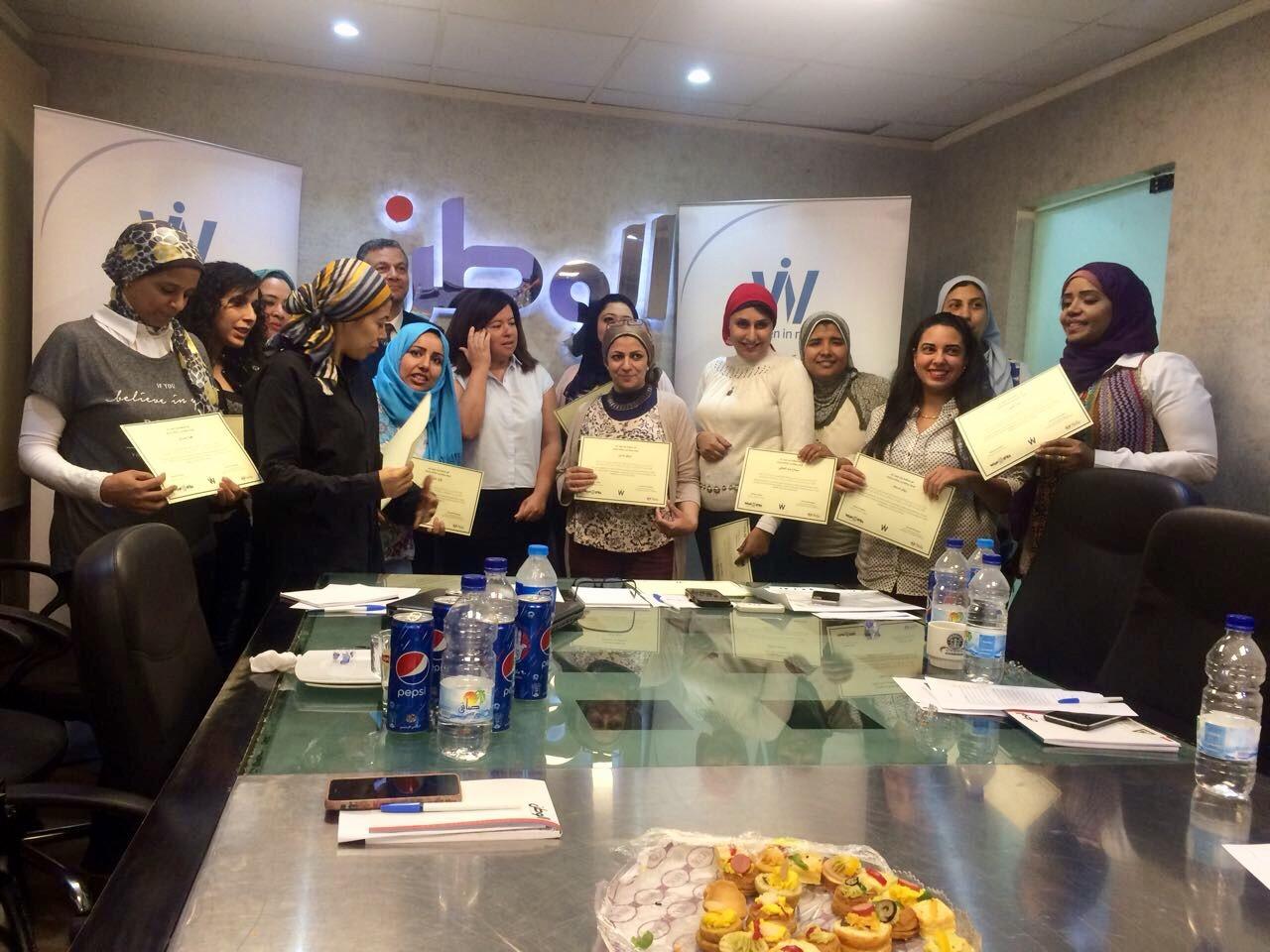 WAN-IFRA Organizes its Second Training at Al-Watan Newspaper