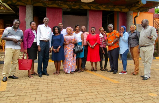 Rwanda media organisations commit to promoting gender through action