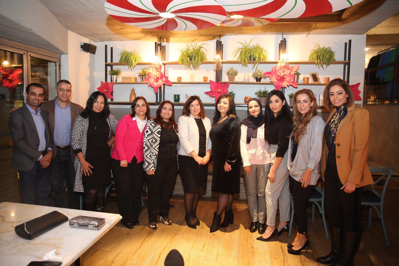 Women in News inaugurates its 3rd year during a National Gathering in Amman